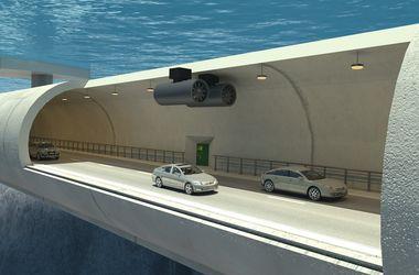 В Норвегии собираются построить сеть подводных дорог
