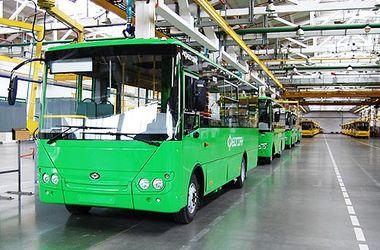 В Украине вырос спрос на автобусы