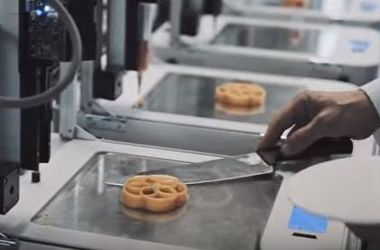 В Лондоне открыли первый в мире 3D-ресторан