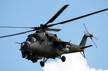 В России разбился вертолет, есть жертвы (обновлено)