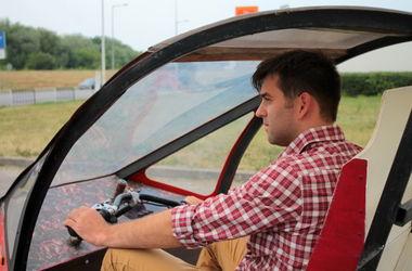 Украинец создал сверхэкономичный электромобиль