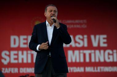 Президент Турции одобрил идею введения смертной казни
