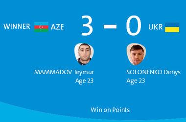 Боксер Денис Солоненко проиграл первый же бой на Олимпиаде-2016