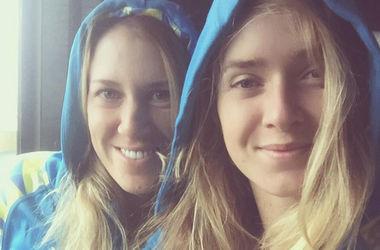 Олимпиада-2016: теннисистки Свитолина и Савчук выбыли в парном разряде