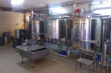 Во Львовской области накрыли подпольную пивоварню