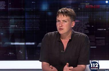 """Савченко заявила, что не намерена выходить из """"Батькивщины"""": Я не перебежчик, я не виляю хвостом"""