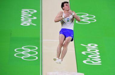 Травма Семянкива помешала украинцам побороться за высокие места в спортивной гимнастке на Олимпиаде