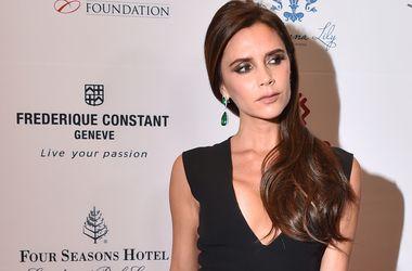 Виктория Бекхэм хочет сшить свадебное платье для сестры Кейт Миддлтон