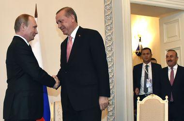 Путин прокомментировал итоги переговоров с Эрдоганом