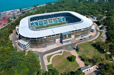 """Евровидение-2017: Швейцария и Германия возьмутся за модернизацию стадиона """"Черноморец"""" в Одессе"""