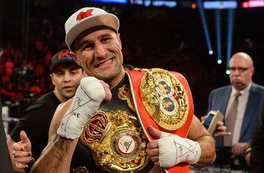 Российский боксер хочет выйти на чемпионский бой в США в сопровождении Путина