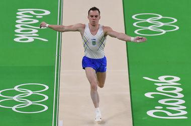 Олег Верняев - серебряный призер в многоборье на Олимпиаде-2016
