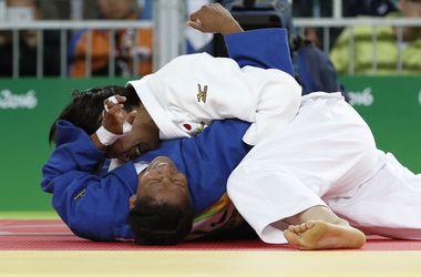 Японская дзюдоистка Харука Татимото завоевала золотую медаль Олимпиады-2016