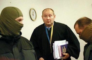Спецоперация по судье Чаусу длилась с марта – Антикоррупционная прокуратура