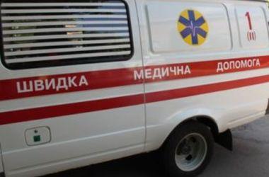 В Запорожье ребенок выпал из маршрутки на трамвайные пути