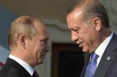 Россия и Турция разделят расходы на строительство газопровода в обход Украины
