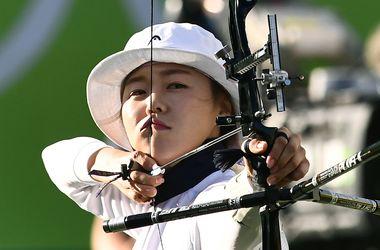 Лучница из Южной Кореи стала олимпийской чемпионкой Игр в Рио-де-Жанейро