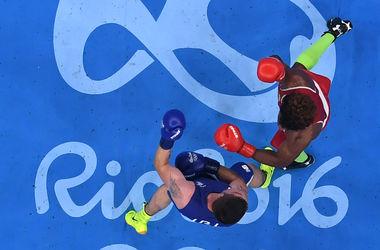 Все представители Украины в мужском боксе покинули Олимпиаду-2016