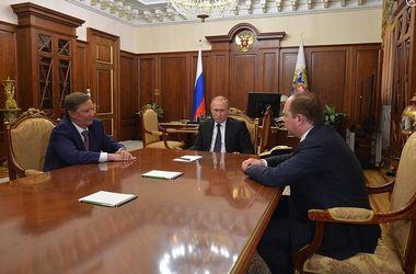 Путин объяснил, почему уволил Иванова