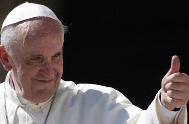 Папа Римский посетил бывших проституток