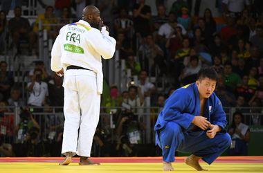 Француз Тедди Ринер стал двукратным олимпийским чемпионом по дзюдо