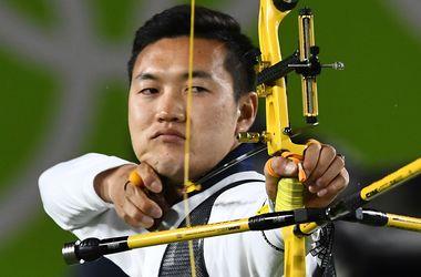 Корейский лучник в финале Олимпиады-2016 отомстил за украинца Виктора Рубана