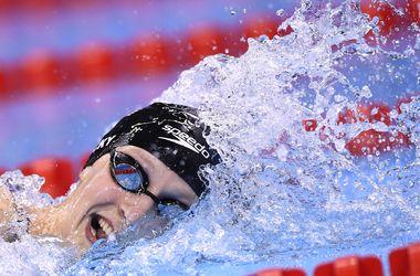Олимпиада-2016: Кэти Ледеки обновила мировой рекорд в плавании на 800 метров