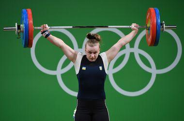 Ирина Деха заняла пятое место в соревнованиях по тяжелой атлетике на Олимпиаде-2016