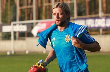 Анатолий Тимощук завершил карьеру в сборной Украины