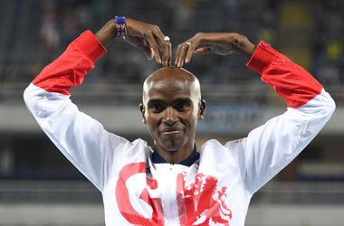 Британец Мо Фара победил в беге на 10 км на Олимпиаде-2016