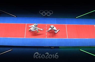 Сборная Украины обыграла Россию на Олимпиаде-2016