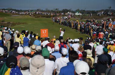 Первым за 112 лет олимпийским чемпионом в гольфе стал британец Роуз