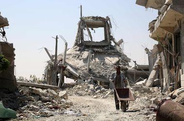 Террорист-смертник подорвал автобус с сирийскими повстанцами