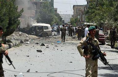 В Кабуле прогремел взрыв возле посольства США