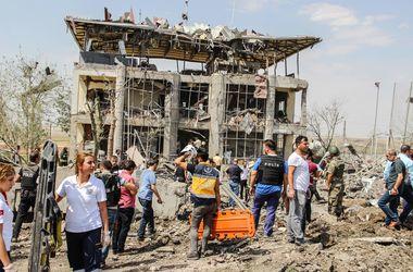 Семь человек погибли в результате мощного взрыва в Турции