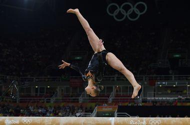 Гимнастка из Голландии завоевала