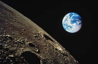 Вокруг Луны заметили пылевое облако