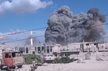 HRW: Москва и Дамаск применяют зажигательные боеприпасы в Сирии