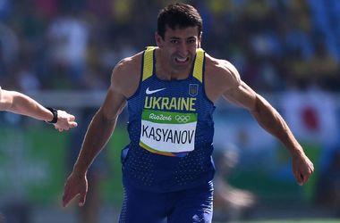 Касьянов поднялся на шестое место после трех видов десятиборья