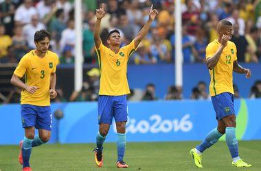 Сборная Бразилии разгромила Гондурас и вышла в финал Олимпиады