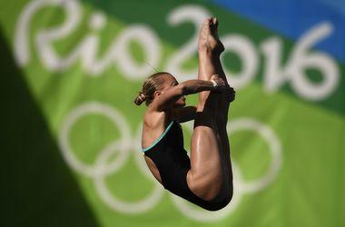 Две украинки вышли в полуфинал в прыжках в воду с 10-метровой вышки на Олимпиаде