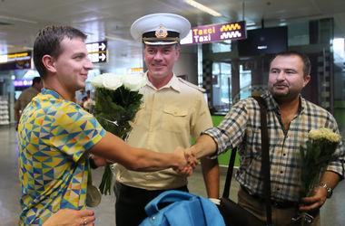 Как в Украине встречали нашего первого медалиста Рио стрелка Сергея Кулиша