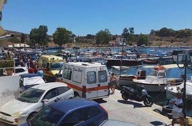 В результате столкновения катера и лодки у берегов Греции погиб украинец