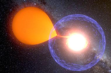 Астрофизики напрямую наблюдали взрыв звезды