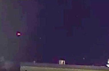 В небе над Сан-Диего заметили загадочные светящиеся объекты