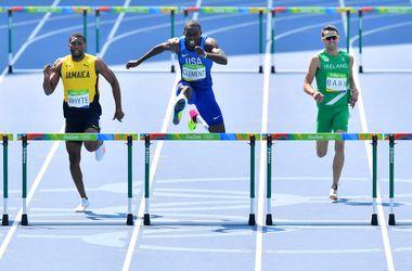 Керрон Клемент стал трехкратным олимпийским чемпионом