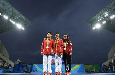 15-летняя китаянка стала самой молодой чемпионкой Олимпиады-2016
