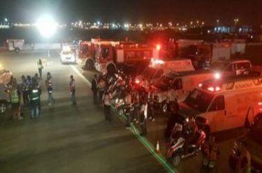 Вылетевший из Израиля в Украину самолет запросил аварийную посадку, в аэропорту Тель-Авива