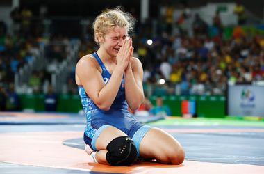 Американка завоевала золотую медаль в борьбе в категории до 53 кг на Олимпиаде-2016