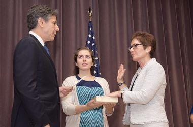 Новый посол США Йованович прибудет в Украину на следующей неделе